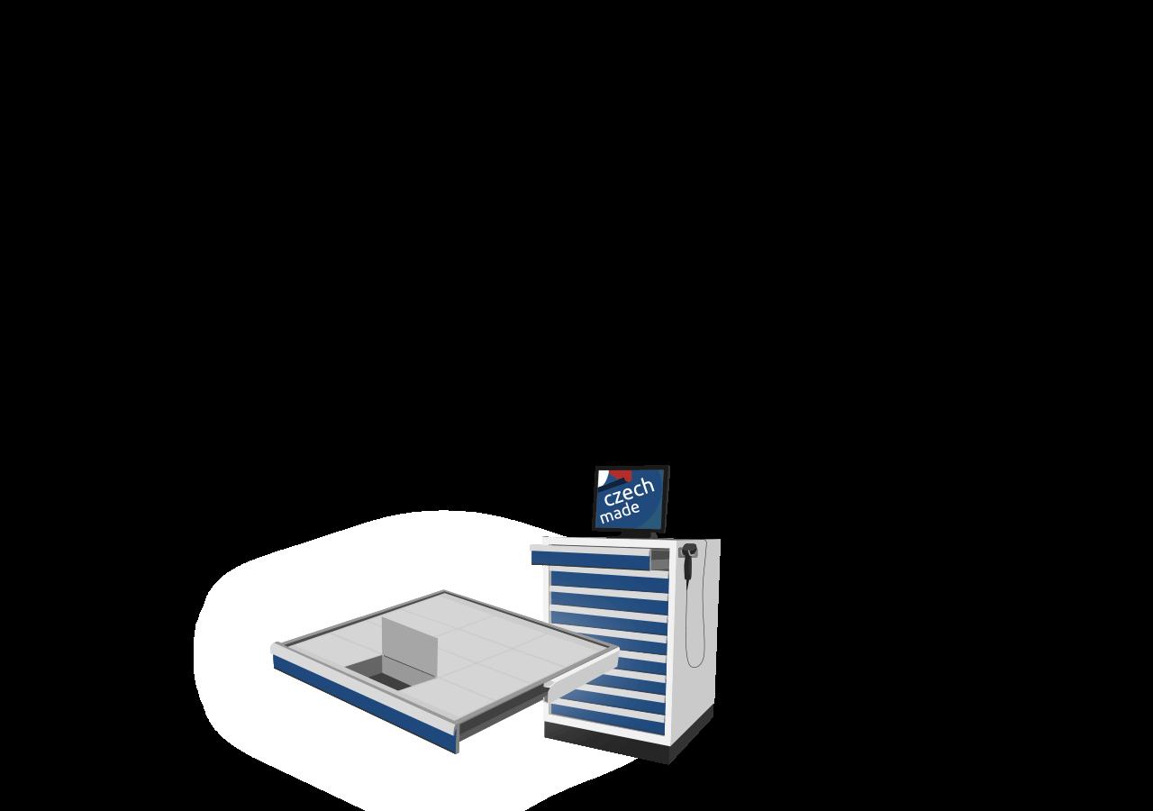 Zásuvkový Toolbox